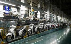 Doanh số xe máy giảm hơn 30% trong quý II/2020