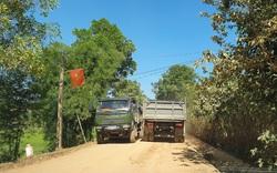 Hà Tĩnh: Mỏ đất làm dự án Ngàn Trươi - Cẩm Trang gây ô nhiễm, Chủ tịch xã cũng phải cầu cứu