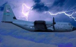Cảm giác ra sao khi bay thẳng vào mắt của một cơn bão?