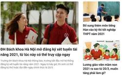 Ra mắt chuyên mục Giáo Dục trên Báo điện tử Dân Việt