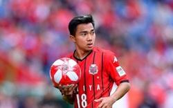 """""""Đại náo"""" J-League 3 năm, """"Messi Thái"""" đi vào lịch sử bóng đá ĐNÁ"""