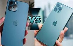 Ngỡ ngàng iPhone 12 Pro Max chụp ảnh so với iPhone 11 Pro Max