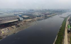 Ô nhiễm khủng khiếp ở làng giấy Phong Khê: Chủ tịch tỉnh Bắc Ninh ra quyết định đóng cửa ngay 6 cơ sở sản xuất