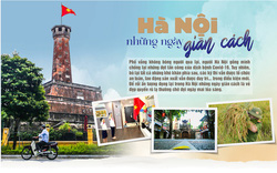 """90 bức ảnh sinh động về Hà Nội trong triển lãm """"Những ngày không quên"""""""