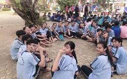 Học sinh ở xã đảo Thạnh An vẫn chưa thể đến trường học trực tiếp