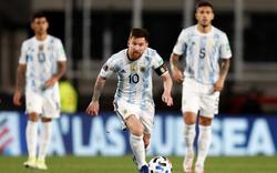 Vòng loại World Cup 2022: Messi tỏa sáng, Argentina bứt phá mạnh mẽ