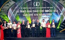 Báo Nông thôn Ngày nay/Dân Việt đoạt 2 giải B và C Báo chí Quốc gia năm 2020