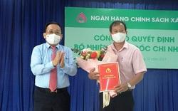 Khánh Hòa: Có Giám đốc NHCSXH mới