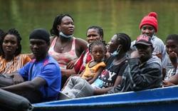 19.000 trẻ em băng qua khu rừng rậm nguy hiểm để di cư đến Mỹ