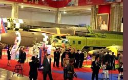 Triều Tiên khoe tên lửa siêu thanh mới phát triển