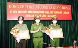 Công an tỉnh An Giang nhận 2 Bằng khen của Thủ tướng Chính phủ
