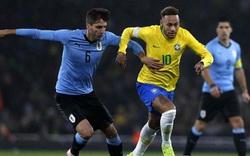 Vòng loại World Cup 2022: Neymar ghi bàn, Brazil thắng dễ Uruguay