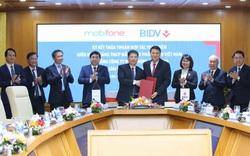 BIDV và MobiFone ký kết thỏa thuận hợp tác toàn diện giai đoạn 2021-2026