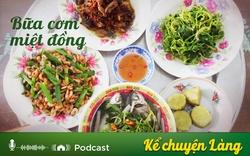 Kể chuyện podcast: Bữa cơm miệt đồng