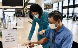 Bộ GTVT đề xuất hành khách chưa tiêm vaccine được đi máy bay
