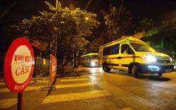 Hà Nội: Thêm 17 ca dương tính là nhân viên, người bệnh, người nhà ở Bệnh viện Hữu nghị Việt Đức