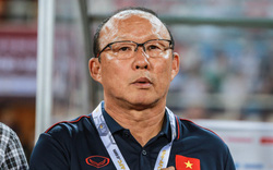 ĐT Việt Nam thua 4 trận, HLV Park Hang-seo vẫn vững ghế