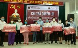 Quảng Nam: Bảo hiểm Agribank chi trả gần 900 triệu đồng bảo hiểm Bảo an tín dụng cho khách hàng