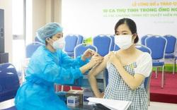 Dịch Covid-19 ngày 21/10: Số liều vaccine được tiêm tăng nhanh