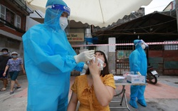 Hà Nội: Bác sĩ Bệnh viện Quân đội 108 cùng vợ dương tính SARS-CoV-2, phong toả toàn ngõ hơn 200 dân