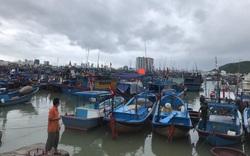 Áp thấp nhiệt đới, Khánh Hòa cấm biển, cho học sinh nghỉ học