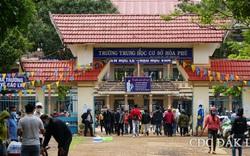 Đắk Lắk: Phát hiện 14 trường hợp dương tính SARS-CoV-2 trong đoàn người về quê