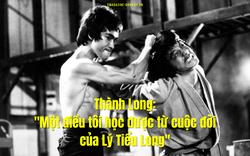 """Thành Long: """"Một điều tôi học được từ cuộc đời của Lý Tiểu Long"""""""