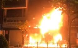 TP.HCM: Cháy nghiêm trọng tại quận Tân Phú, một người tử vong