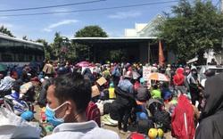 Gia Lai: Hỗ trợ 10.000 người từ các tỉnh thành phía Nam về quê đi qua địa bàn tỉnh