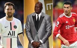 Choáng với khối tài sản của Michael Jordan: Nhiều hơn Ronaldo và Messi cộng lại