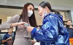 Quảng Bình: Nhiều xã thu thập chứng cứ về hoạt động từ thiện của ca sĩ Thủy Tiên