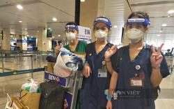 Y sinh Trường Cao đẳng Y tế Bạch Mai trở về từ tâm dịch: Người dân Sài Gòn thật thân thiện!