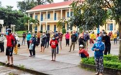 Đắk Lắk: Vừa trở lại trường, hàng chục học sinh và giáo viên phải cách ly