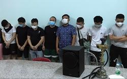 Đồng Nai: Tụ tập sử dụng ma túy, 10 đối tượng bị phạt hơn 150 triệu đồng