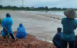 Quảng Nam: Mưa lớn đổ về từ thượng nguồn, 4 người vượt lũ thoát nạn nhờ bụi cây, 1 người mất tích