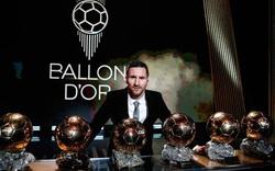 """Cuộc đua tranh Quả bóng Vàng 2021: Messi """"gạch tên"""" Ronaldo"""