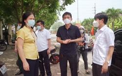 Vĩnh Phúc: Thêm một cán bộ bị đình chỉ công tác vì thiếu trách nhiệm trong phòng chống dịch Covid-19