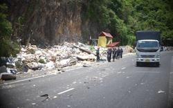 Cận cảnh tan hoang hiện trường vụ tai nạn khiến 2 người chết