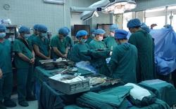CSGT mở đường xuyên đêm vận chuyển trái tim hiến tặng, 4 bệnh nhân được cứu sống