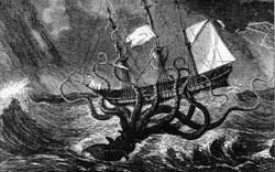 Giả thiết đằng sau những câu chuyện thần thoại về nàng tiên cá, quái vật Bigfoot và Kraken