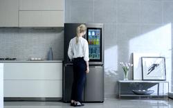 """Chính thức ra mắt chiếc tủ lạnh LG French Door biết """"yêu chiều"""" thực phẩm"""