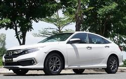Honda Civic mới chạy 7.000 km, chủ xe đã rao bán giá ngỡ ngàng