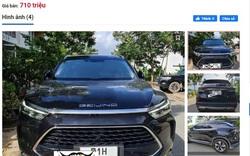Chạy lướt 7.000 km, xe Trung Quốc Beijing X7 bán giá khó tin