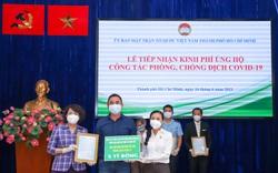 Quỹ Phát triển Tài năng Việt tiếp sức tâm dịch TP.HCM