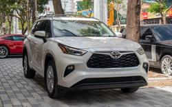 Toyota Highlander 2021 về Việt Nam: Chạy đua công nghệ, mức giá đáng gờm