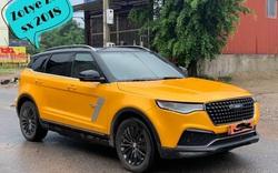 Ngỡ ngàng về độ mất giá của xe Trung Quốc Zotye Z8 2018