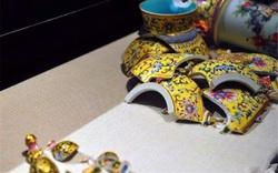 Vì giám định nhầm đập vỡ cổ vật văn hóa hơn 700 tỷ đồng, chủ nhân đau khổ tột cùng