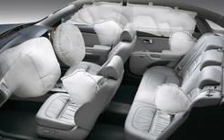Cách tự thay mới túi khí trên ô tô an toàn