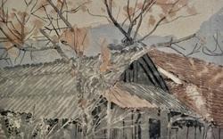 Lần đầu tiên ở Hà Nội có một không gian sáng tạo nghệ thuật trên giấy dó