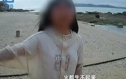 """Sốc: Cha mẹ bỏ con gái 13 tuổi trên đảo hoang để """"dạy cho một bài học"""""""